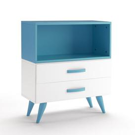 image-Pamplona 2 Drawer Chest of Drawers Just Kids