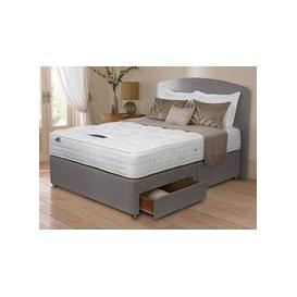 image-Silentnight Premier 1850 Naturals 5FT Kingsize Divan Bed