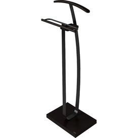 image-Valet Stand Symple Stuff Colour: Black