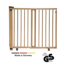 image-Plus Safety Gate Geuther Colour: Beige, Size: 83cm H x 133cm W x 4cm D
