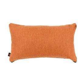 image-Morelia Cushion with Filling Ebern Designs Colour: Orange