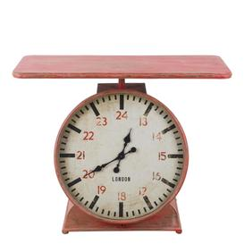 image-Scales Table Clock