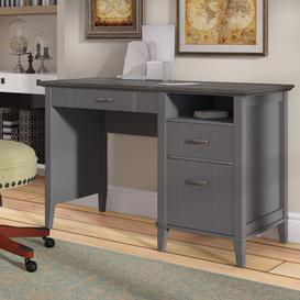 image-Myles Height Adjustable Standing Desk Marlow Home Co.
