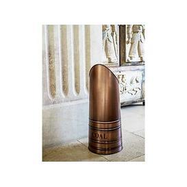 image-Ivyline Fireplace Coal Hood, 54cm, Antique Copper