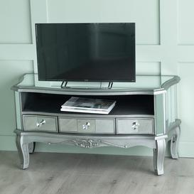 image-Tenafly French Mirrored TV Unit