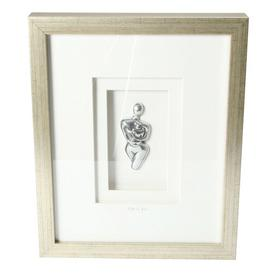 image-Mother and Child Metal Wall Art Mazali