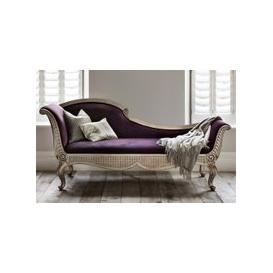 image-Versailles Leafed Chaise Longue