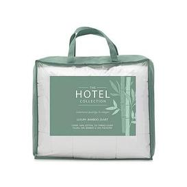 image-Cascade Home Hotel Collection 9 Tog Luxury Bamboo Single Duvet