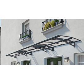 image-Herald 6.5 m W x 1.5 m D Door Canopy Palram