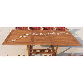 image-Bristol Ridge Extendable Wooden Dining Table Sol 72 Outdoor