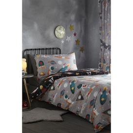 image-Spaceman Reversible Duvet Set