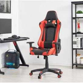 image-Sadowa Ergonomic Gaming Chair Brayden Studio