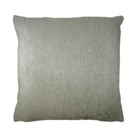 image-Chenille Orlando Cushion Cover Silver