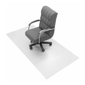 image-Cleartex Ultimat Polycarbonate Chair Mat for Hard Floor & Low / Medium Pile Carpets Floortex Size: Square 150cm x 150cm