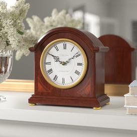 image-Break Mantel Clock London Clock Company