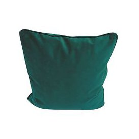 image-Chic Fabric Accent Scatter Cushion - Teal