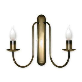 image-Akiva 2-Light Candle Wall Light