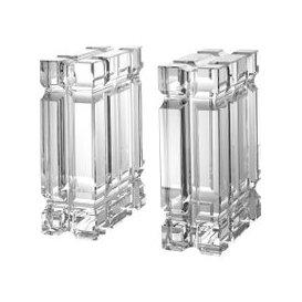 image-Eichholtz Bookend Linea crystal set of 2