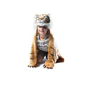 image-Ratatam! Kids Tiger Animal Disguise & Accessory