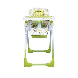 image-Cosatto Noodle Supa Highchair - Strictly Avocados