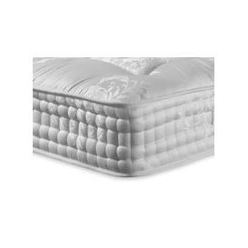 "image-Savile Organic Cashmere Superb 5000 Pocket Mattress - Super King (6' x 6'6\"")"