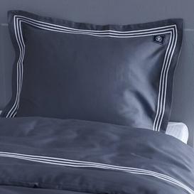image-Magdalena 100% Cotton Envelope Oxford Pillowcase August Grove