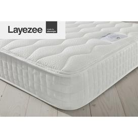 image-Layezee 800 Pocket Memory Mattress Silentnight Size: Double (4'6)