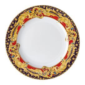 image-Versace Home - Christmas Barocco Dinner Plate