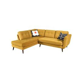 image-Orla Kiely Ivy Right Hand Facing Corner Sofa
