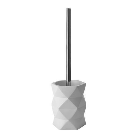 image-Elements Geo Toilet Brush White