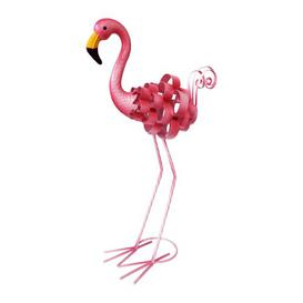 image-Jenkinsburg Small Flamingo Forward Facing Statue Sol 72 Outdoor