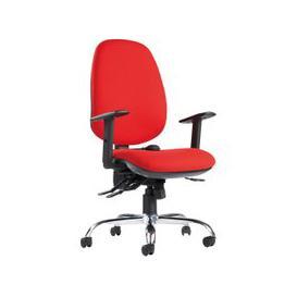 image-Gilmour 24HR Ergonomic Task Chair, Havana