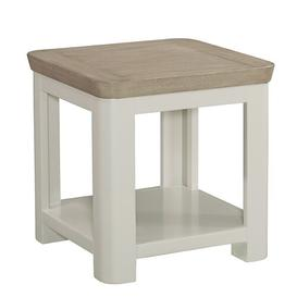 image-Baylor Side Table Beachcrest Home