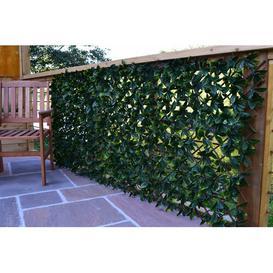 image-100cm Artificial Foliage Hedge West Derby Carpets