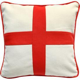 image-Mazza Cotton Cushion with Filling Brayden Studio Size: 30 x 30cm