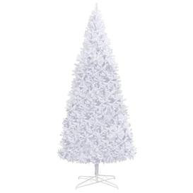 image-13ft White Pine Artificial Christmas Tree with Stand