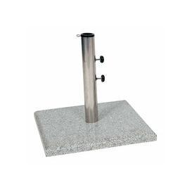 image-Alexander Rose Granite Garden Parasol Base - 30kg