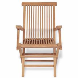 image-Nels Folding Garden Chair Dakota Fields