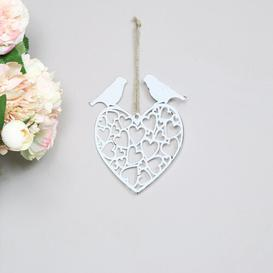 image-Metal Heart Wall Décor Brambly Cottage