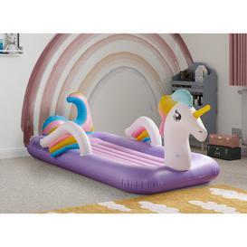 image-Bestway Kids Air Bed Unicorn