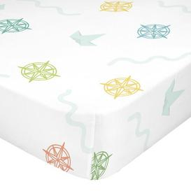 image-Zeigler Fitted Cot Sheet Isabelle & Max