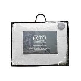 image-Hotel Collection Ultimate Luxury White Goose Down 13.5 Tog Duvet