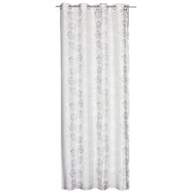 image-Adamson Eyelet Blackout Single Curtain Mercury Row
