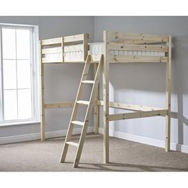 image-High Sleeper Bed Just Kids Size: Single (3')