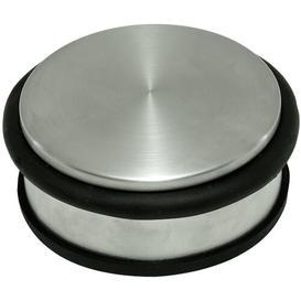 image-Coble Stainless Steel Floor Door Stop Symple Stuff