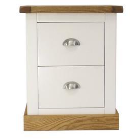 image-2 Drawer Bedside Table Brambly Cottage