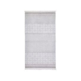 image-Murmur Ella Hand Towel, Cloud Grey