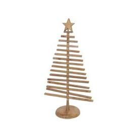 image-Libra Rustic Wooden Christmas Tree Large