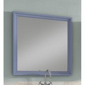 image-Aledo Single Vanity Unit August Grove Vanity Base Colour: Cobalt