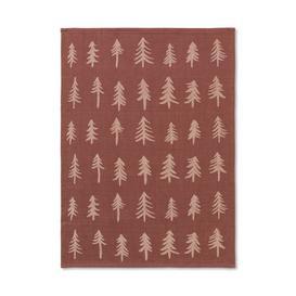 image-Christmas Tea towel - / 70 x 50 cm by Ferm Living Cinnamon